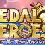 「メダルヒーローズ」(メダヒロ)のリセマラ