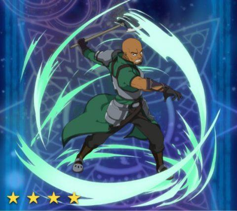 【剛堅の戦斧】エギル