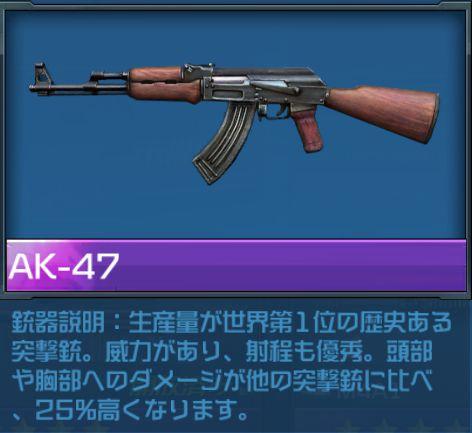 AK-47(突撃銃)