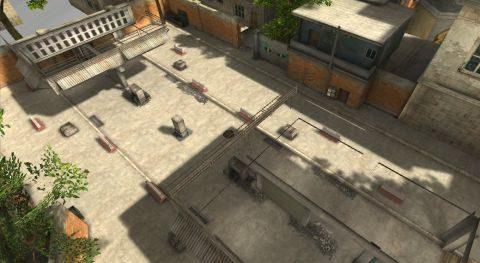 対戦モードの4v4に新マップ「路上」が追加されました。