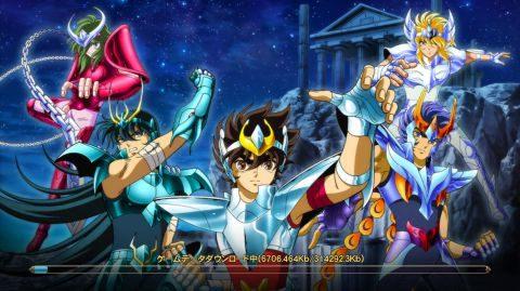 東映とDeNAによる新作スマホアプリ「聖闘士星矢ギャラクシースピリッツ」(ギャラスピ/聖闘士星矢GS)が配信開始されました!