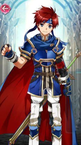 男性キャラクター2位は「ロイ」!