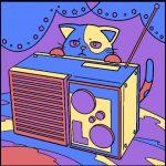 No.11 ラジオと猫