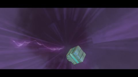 星4のコスチュームが出現するときは暗くなりました。