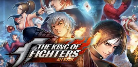 「THE KING OF FIGHTERS : ALL STAR」(KOF オールスター)