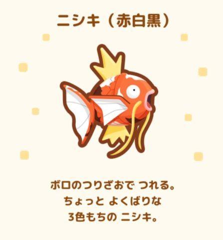 No.4 ニシキ(赤白黒)