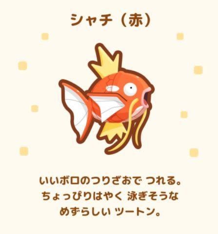 No.8 シャチ(赤)