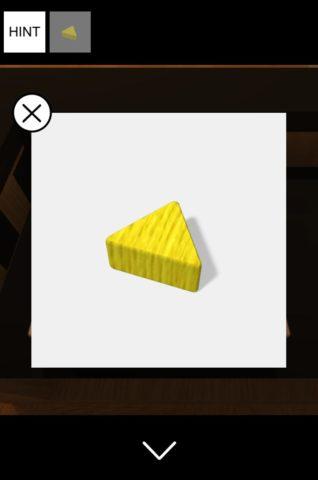 ▲三角形のブロックを入手します