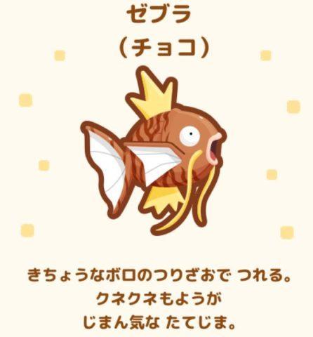 No.23 ゼブラ(チョコ)