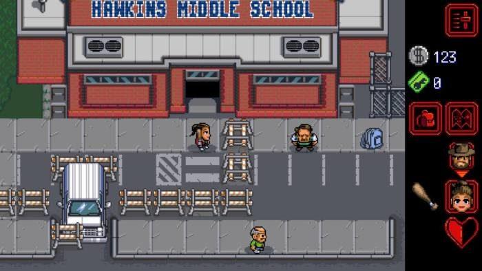 ホーキンス中学校