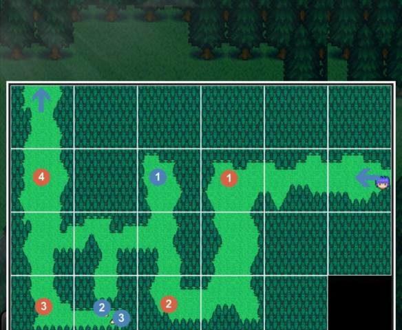 1-3 深い森その2