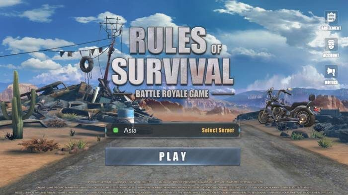 Rules Of Survival フレンド募集掲示板