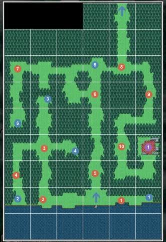 5-3 迷路の森その1