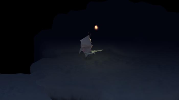 探検家のランプ